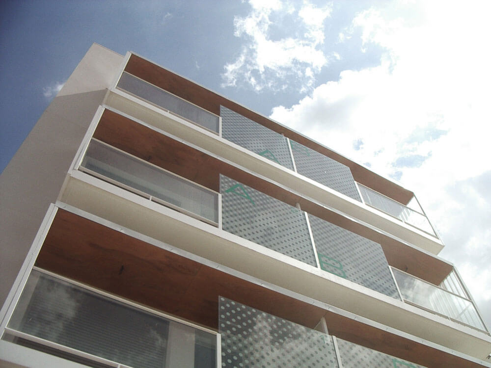 Edificio de viviendas. Arquitectura Alicante. Proyectos de Arquitectura. Arquitectos Alicante.