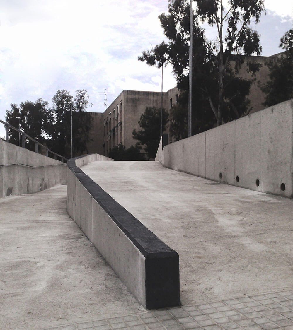 Proyecto de Urbanización. Obra pública. Arquitectura y Urbanismo en Alicante