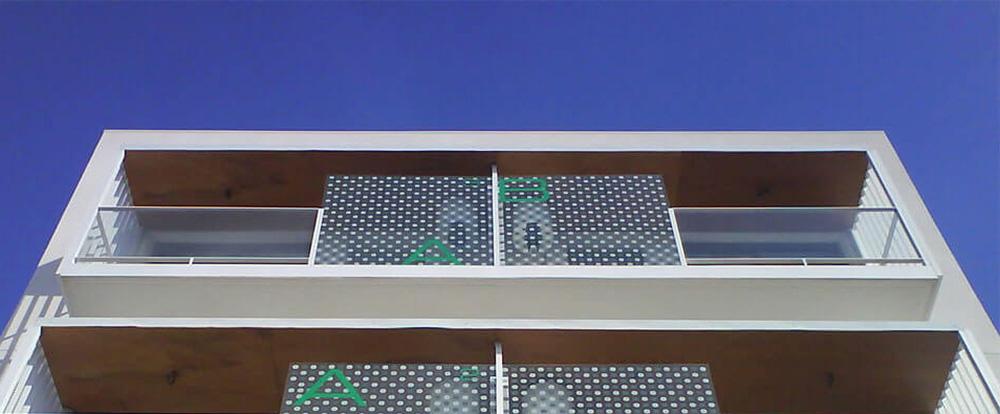 Edificio de viviendas en Castalla. Arquitectura Alicante. Arquitectos Alicante. Estudio de Arquitectura Alicante.