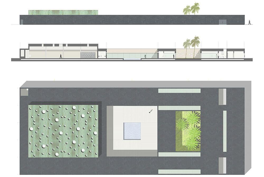 Centro Cultural Islámico de Alicante. Cementerio Islámico. Arquitectura Alicante. Proyectos de Arquitectura. Arquitectura sostenible.