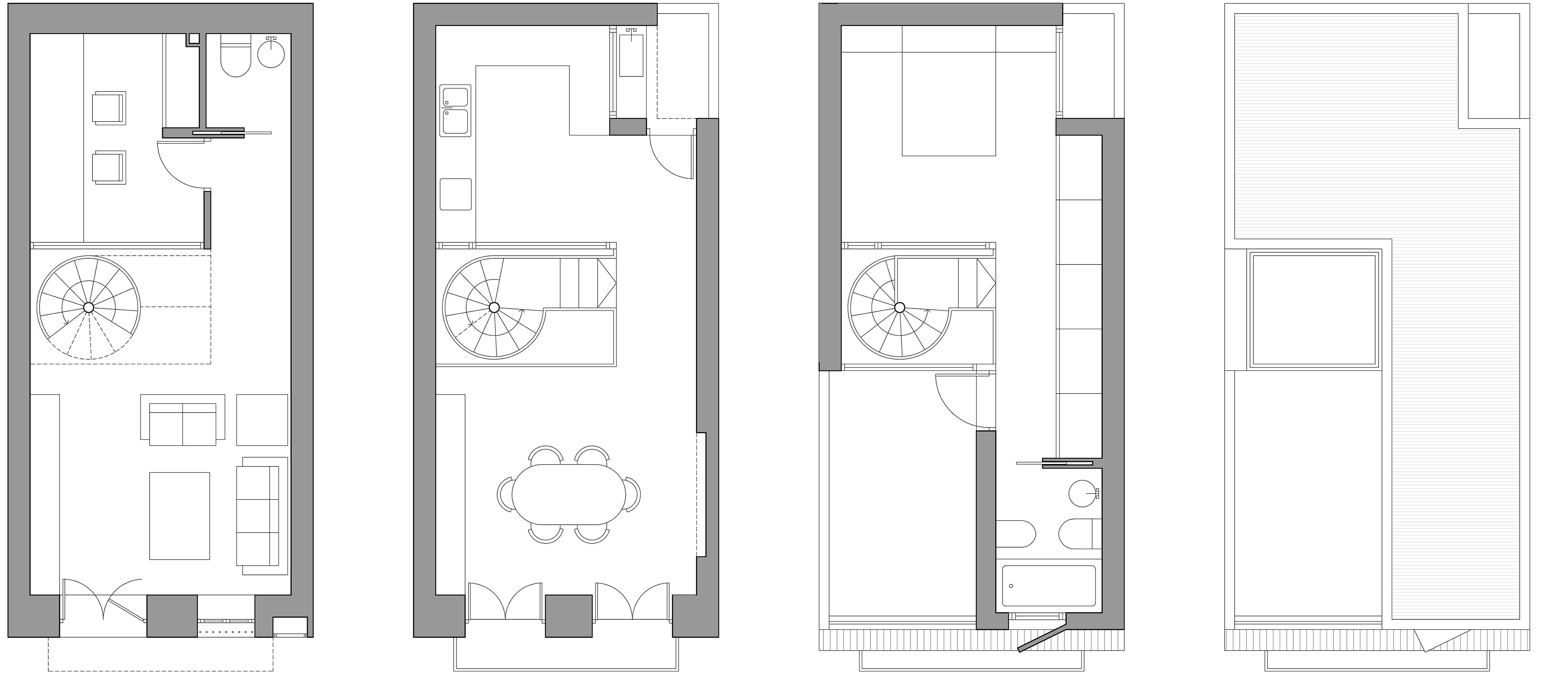 Arquitectura Alicante. Proyectos de Arquitectura. Arquitectos Dénia. Vivienda Unifamiliar. Reformas de locales.