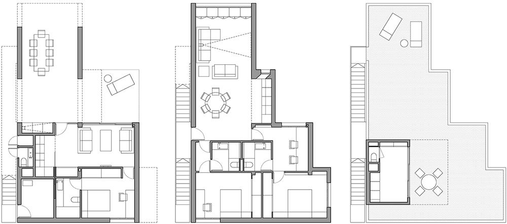 Urbanización. Urbanismo y Diseño urbano. Arquitectura Alicante. Viviendas de lujo.