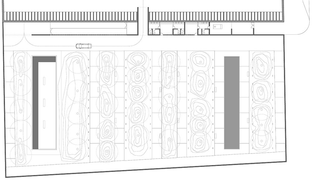Ampliación de Cementerio. Arquitectura funeraria. Arquitectos Denia.