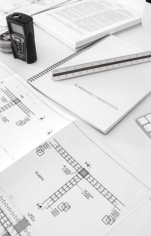 Servicios de Asistencia Técnica en Alicante. Arquitectura, Arquitectura técnica. Proyectos y Dirección de Obras de Edificación.
