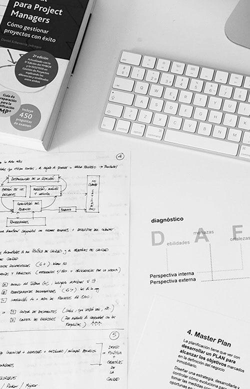 Servicios de Consultoría en el sector de la Edificación. Estudio de Arquitectura en Alicante. Arquitectos Alicante.