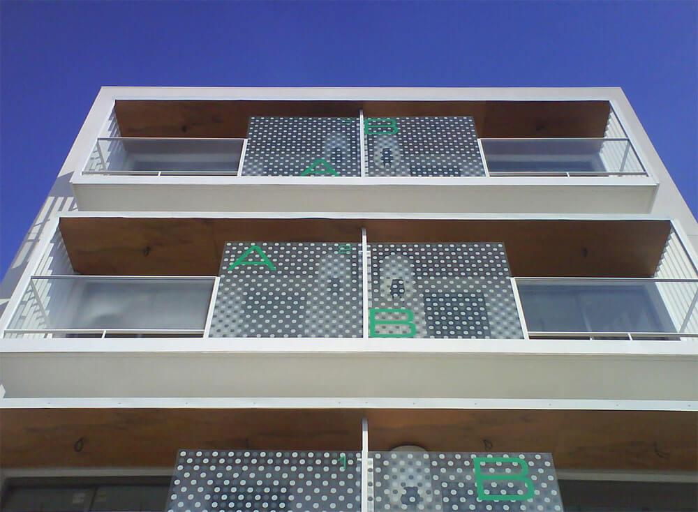 Edificio de viviendas. Arquitectura Alicante. Proyectos de Arquitectura. Dirección de Obra.