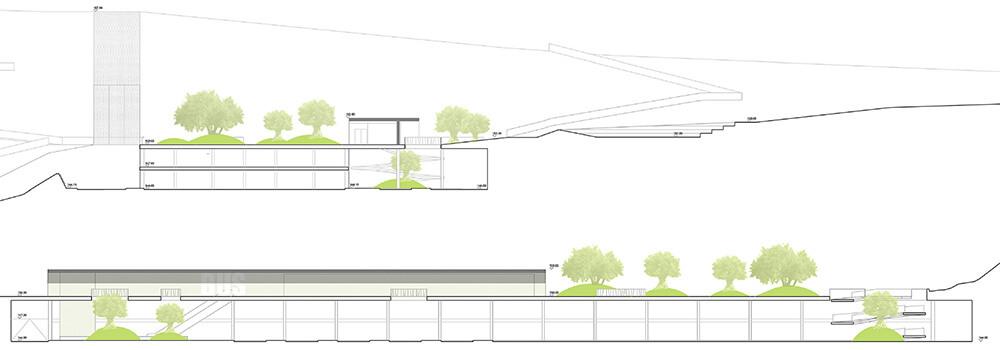 Urbanización. urbanismo y Diseño urbano. Arquitectura Alicante. Obra Pública.