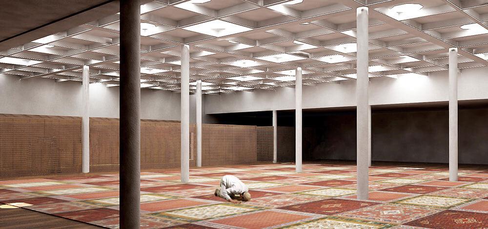 Centro Cultural Islámico de Alicante. Cementerio Islámico.