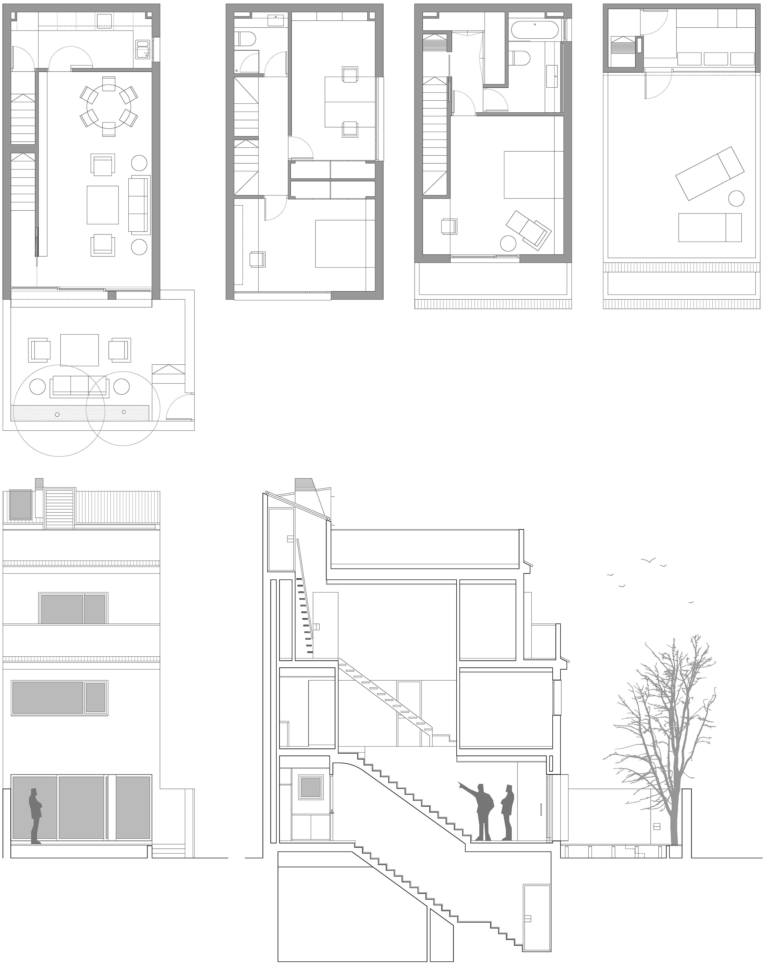 Reforma Integral de una vivienda unifamiliar en Alicante. Arquitectura Alicante