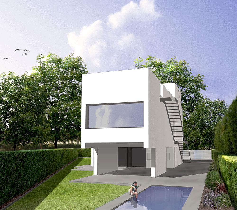 Reforma Integral de una vivienda unifamiliar en El Altet. Proyecto.
