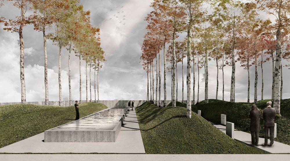 Ampliación cementerio. Arquitectura Alicante. Arquitectos Alicante.
