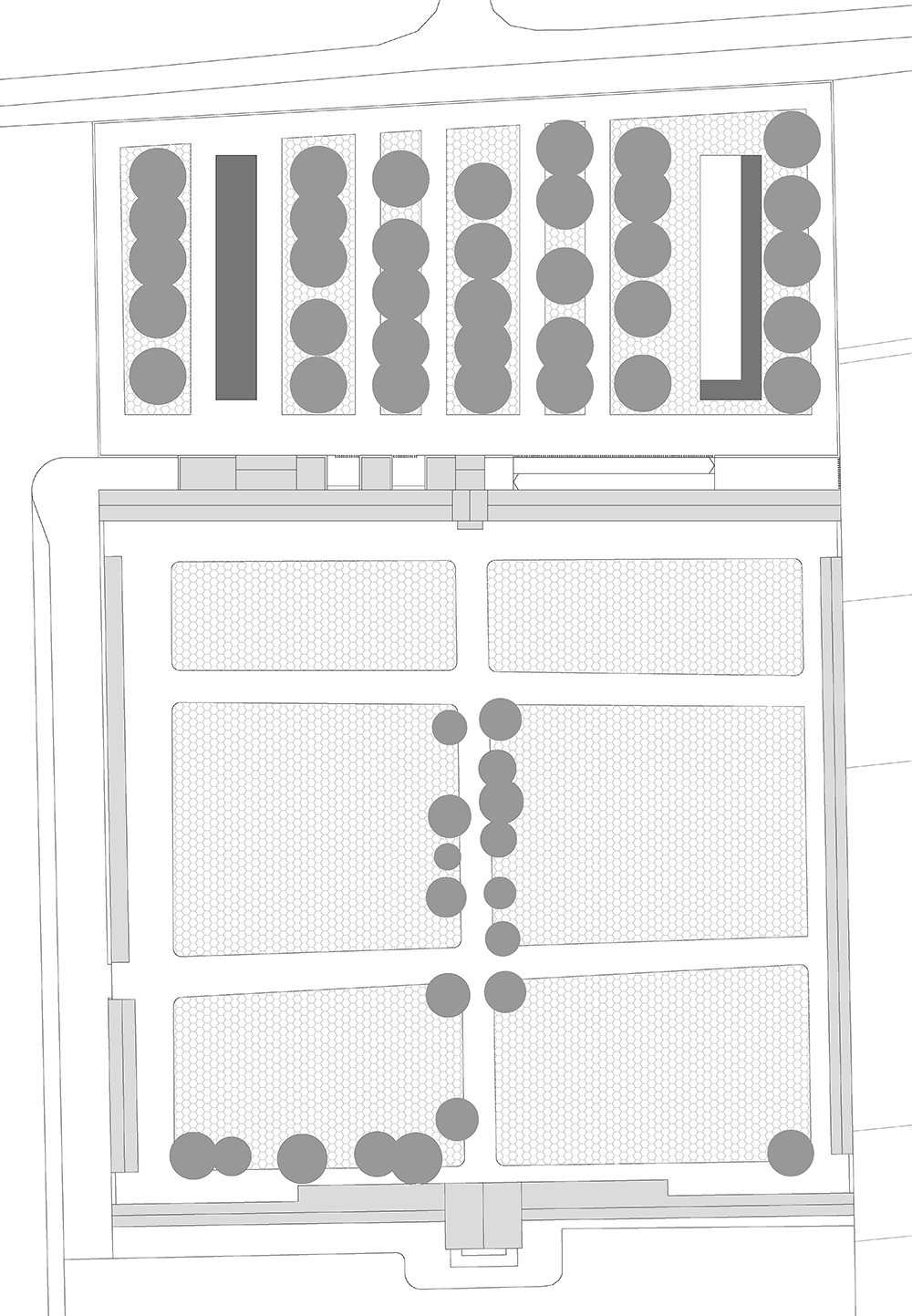 Ampliación de Cementerio. Arquitectura funeraria. Arquitectos Jávea.