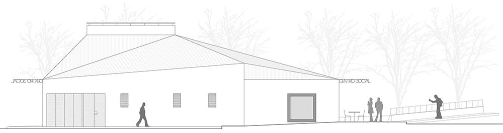 Reforma Integral de un Centro Social. Obra Pública. Arquitectura Alicante. Proyectos de viviendas.