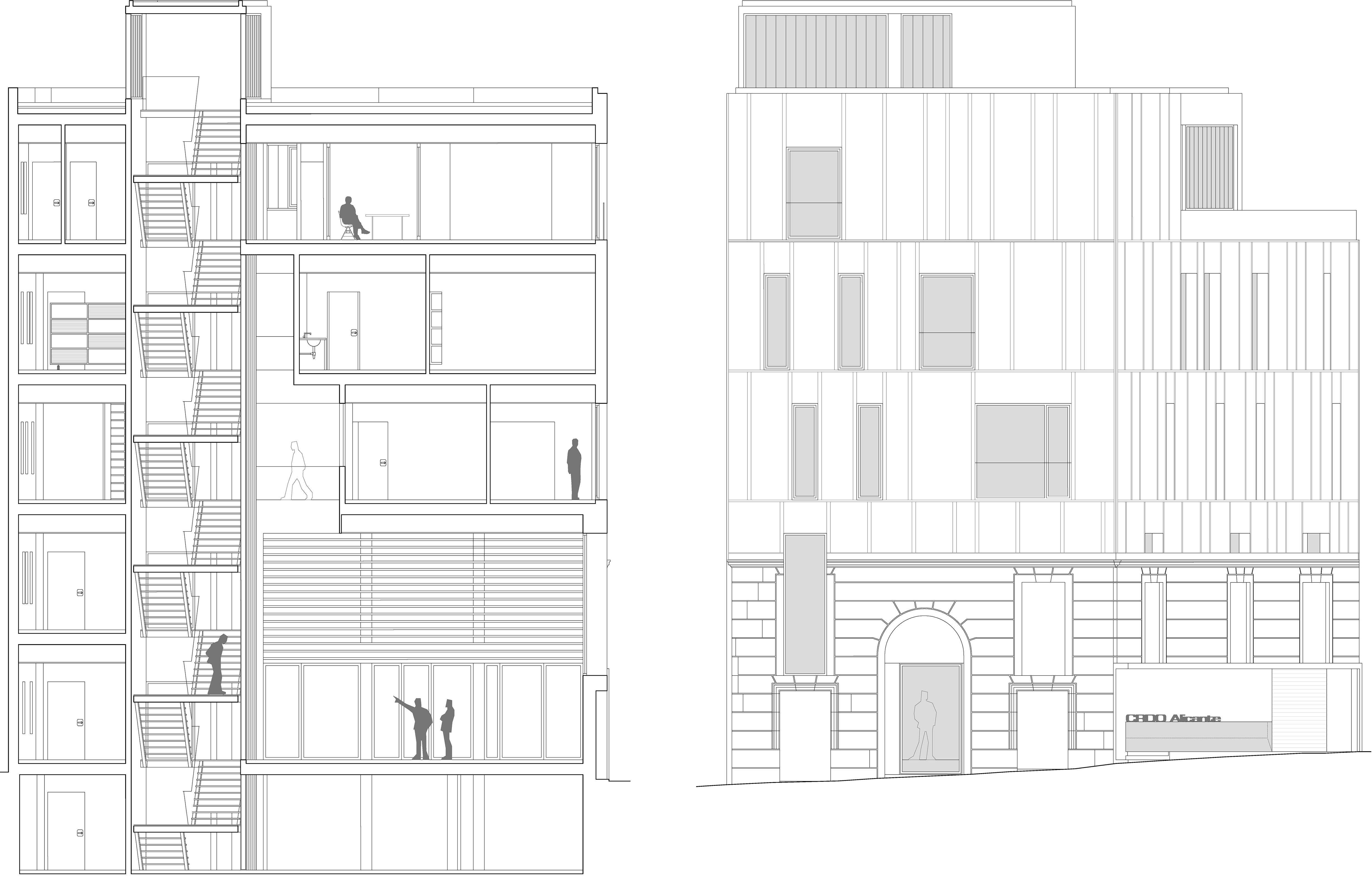 Arquitectura Alicante. Arquitectos Alicante. Estudio de Arquitectura Alicante. Proyectos y Dirección de Obras de viviendas.