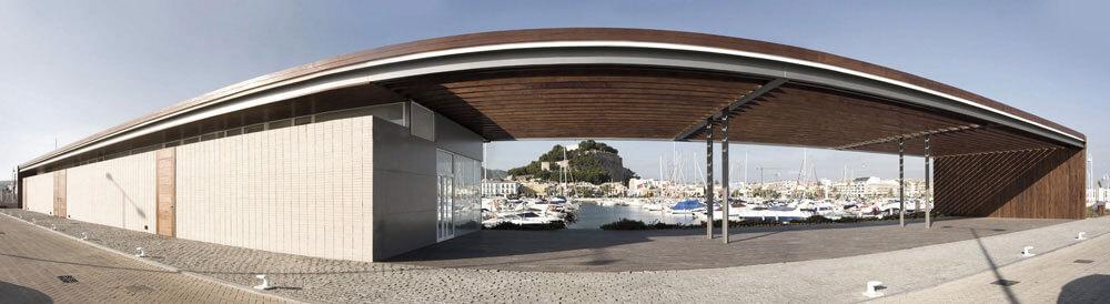 Arquitectura en Alicante. Arquitectura en Dénia. Proyectos de viviendas exclusivas.