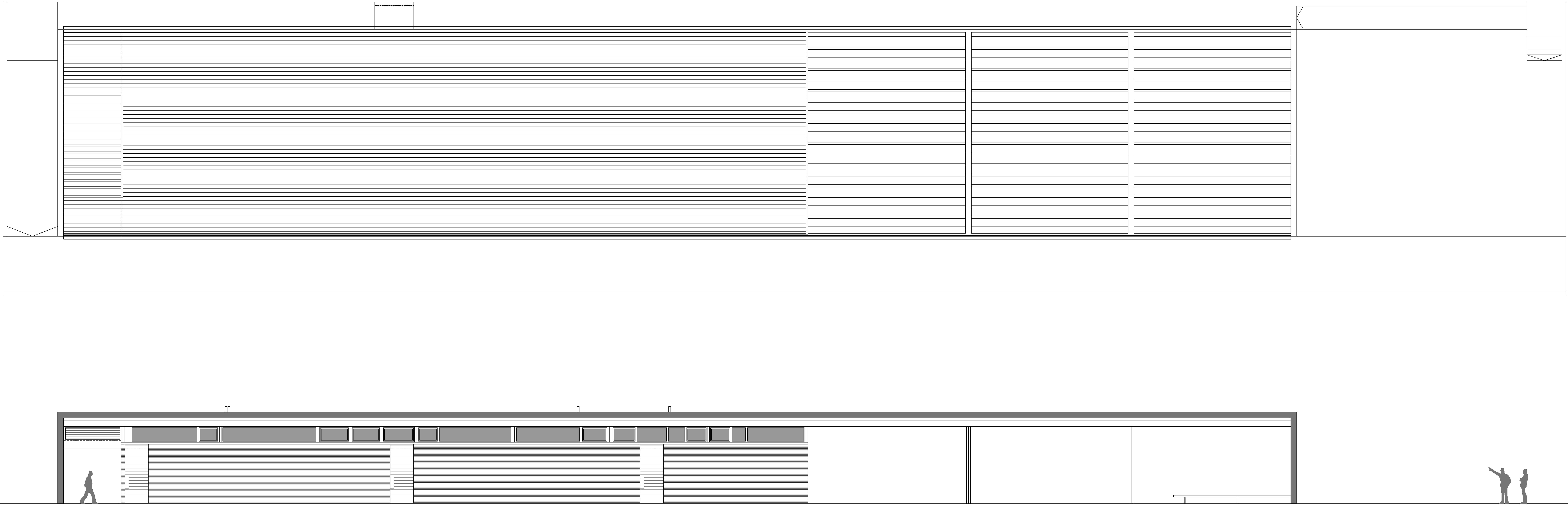 Edificio de servicio del Puerto de Dénia. Arquitectura Alicante. Proyectos de Arquitectura. Arquitectos Alicante. Casas en Alicante.