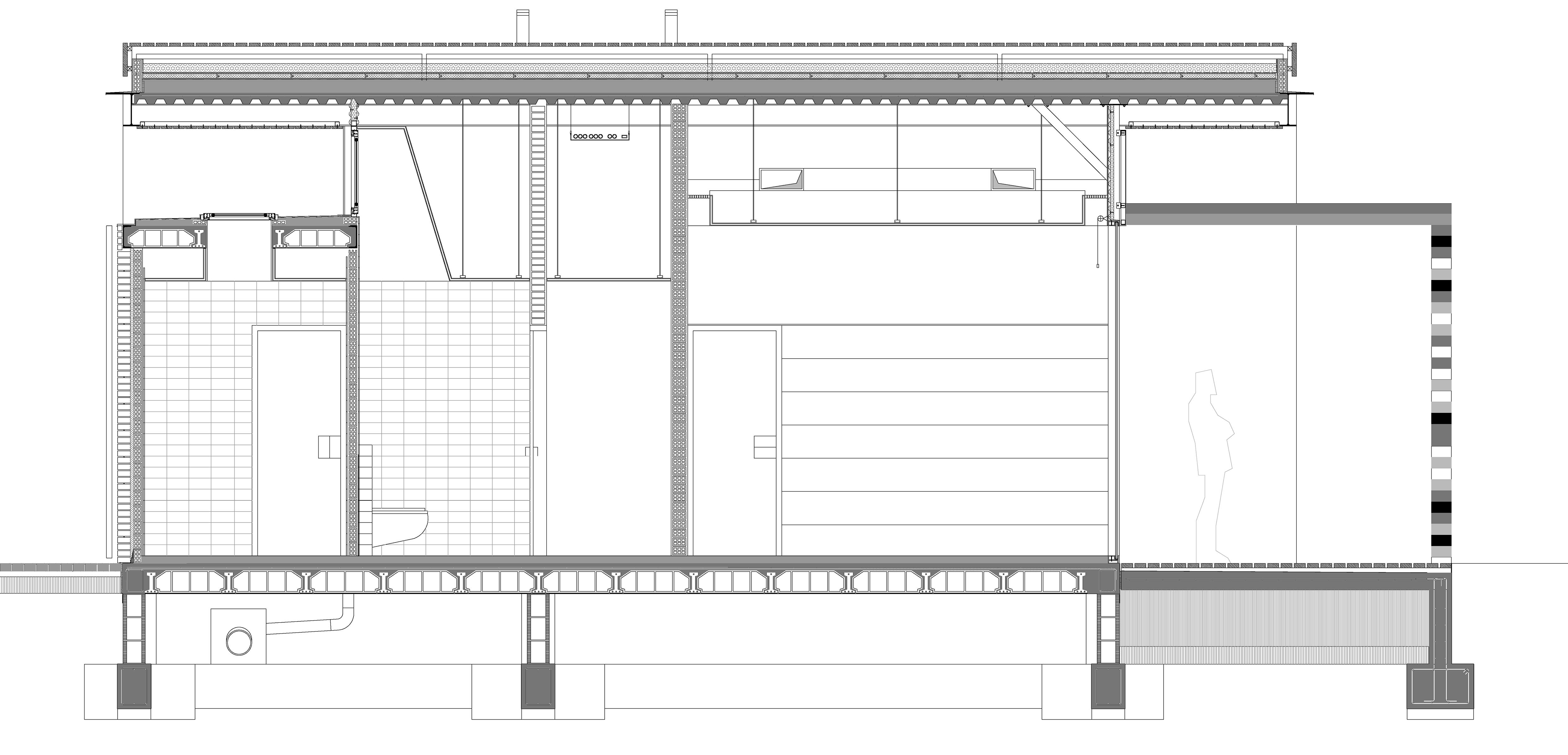 Edificio de servicio del Puerto de Dénia. Arquitectura Alicante. Proyectos de Arquitectura. Arquitectos Alicante. Viviendas.
