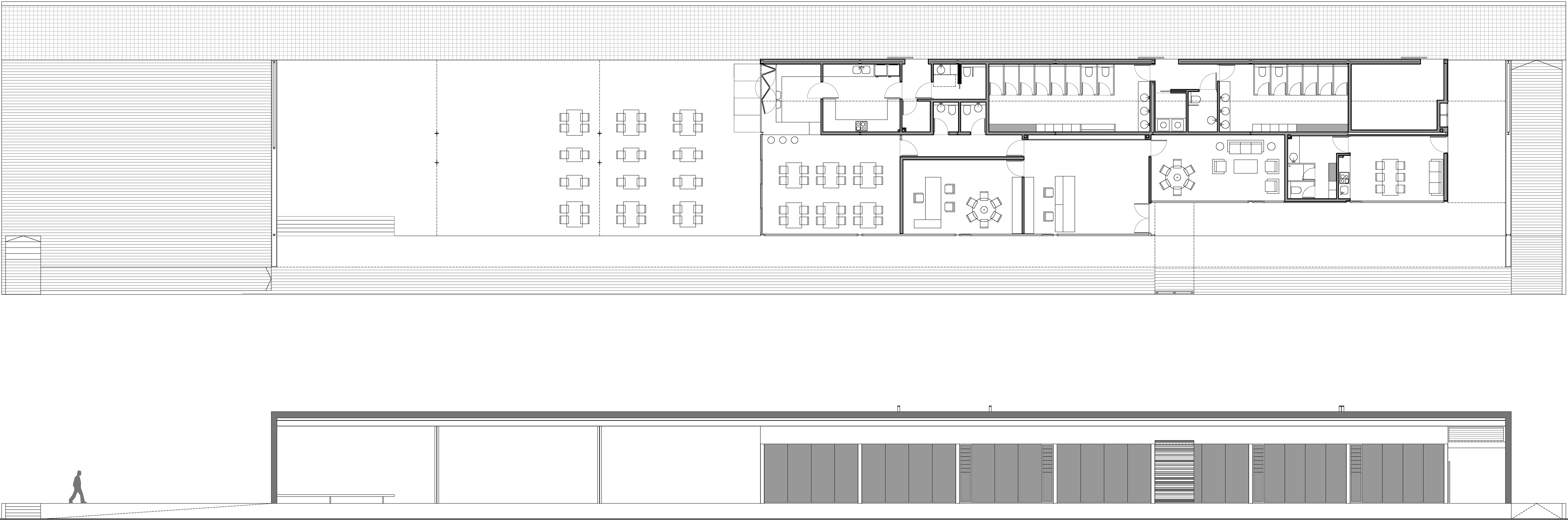 Edificio de servicio del Puerto de Dénia. Arquitectura Alicante. Proyectos de Arquitectura. Arquitectos Alicante.